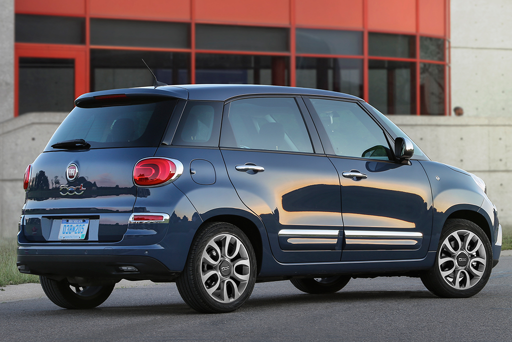 88 New 2019 Fiat 500L New Model and Performance