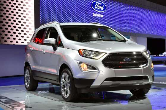 88 New 2019 Ford Ecosport Review
