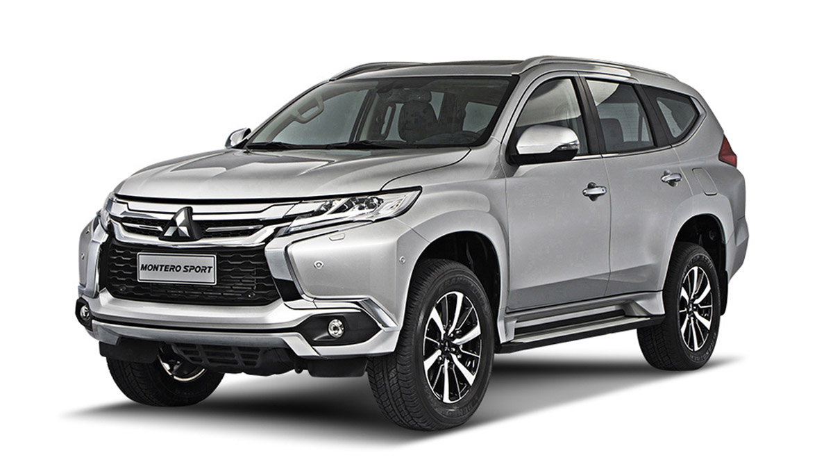 88 New 2019 Mitsubishi Montero Sport Spy Shoot