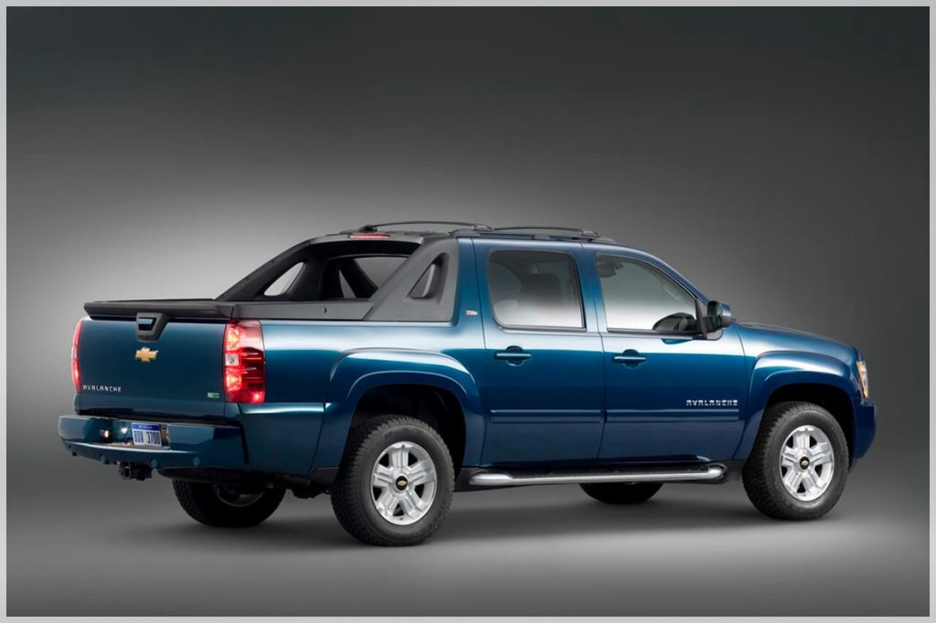 88 New 2020 Chevy Avalanche History