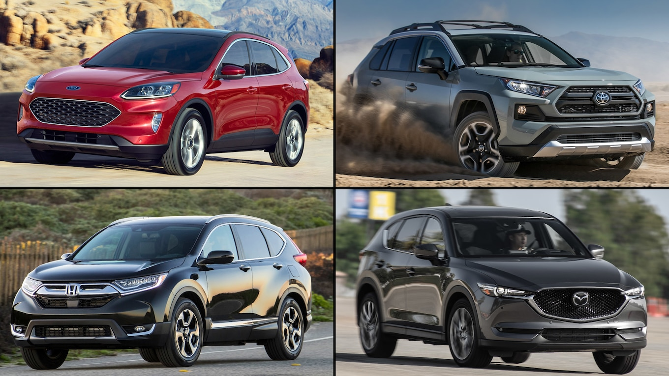 88 New 2020 Ford Escape Model