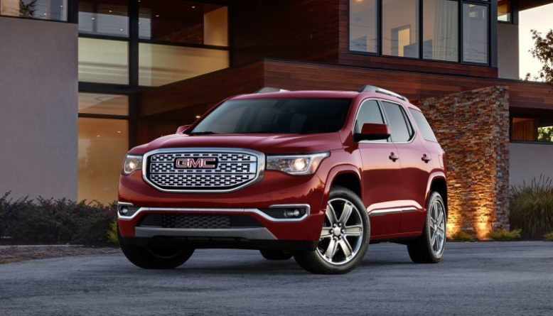 88 New 2020 GMC Acadia New Review
