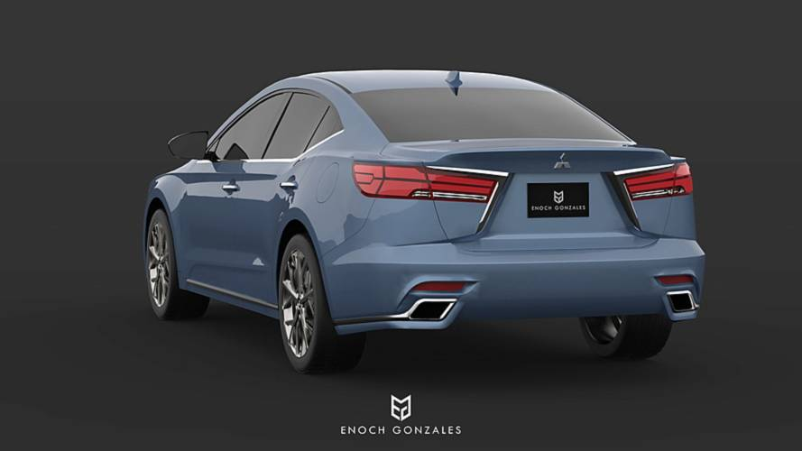 88 New 2020 Mitsubishi Galant Redesign