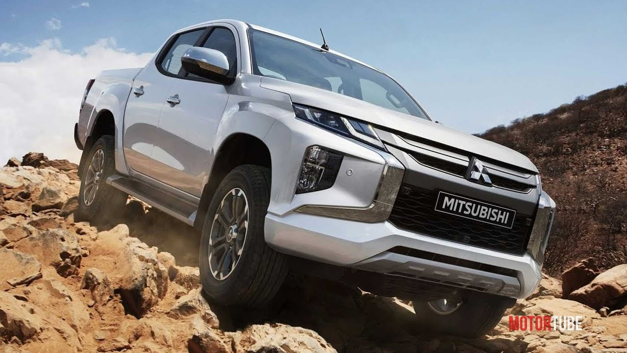 88 New 2020 Mitsubishi Triton Redesign