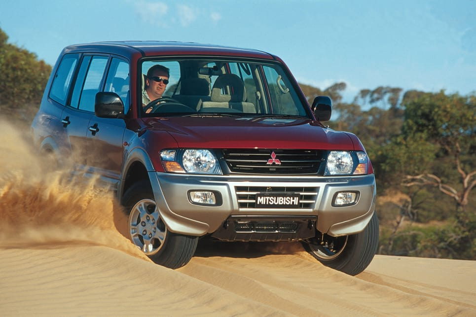 88 New Mitsubishi Pajero Reviews
