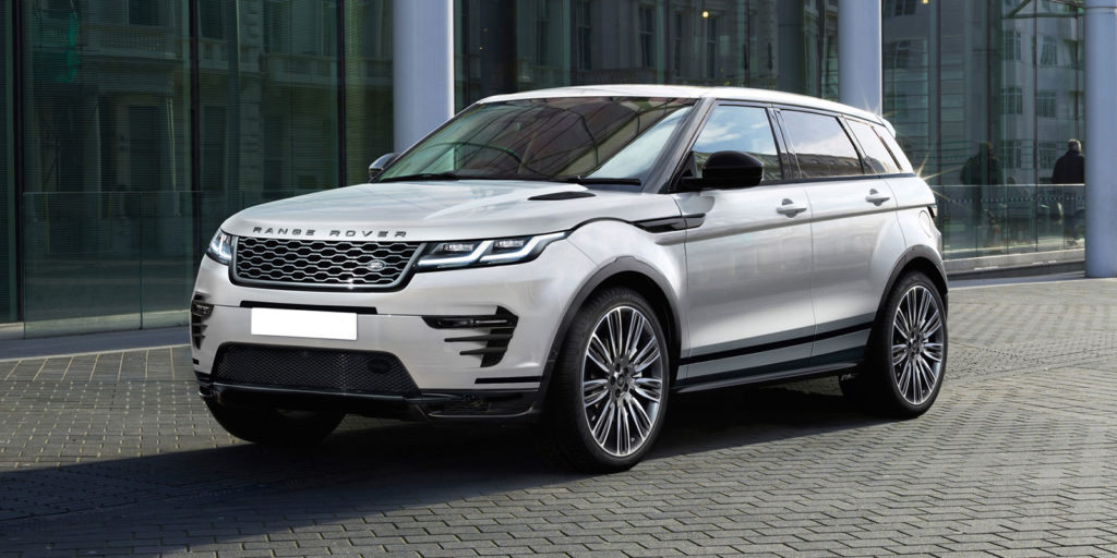 88 The 2019 Range Rover Evoque Xl Performance and New Engine