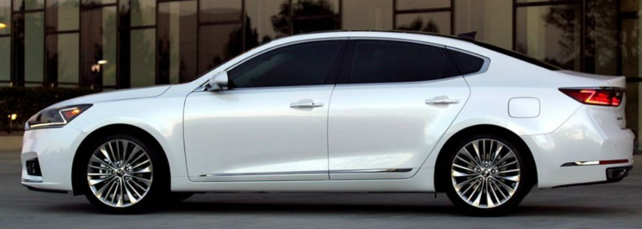 88 The 2020 All Kia Cadenza Concept and Review
