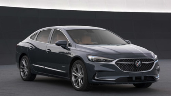 88 The 2020 Buick Regal Interior