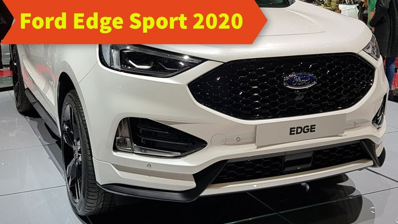 88 The 2020 Ford Edge Prices