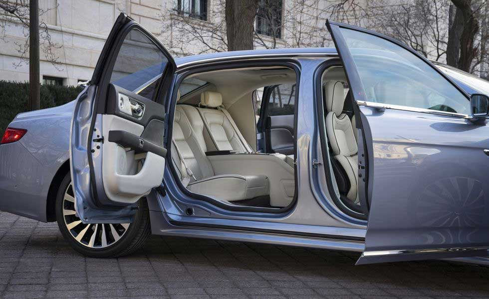 88 The 2020 Lincoln Continental Performance