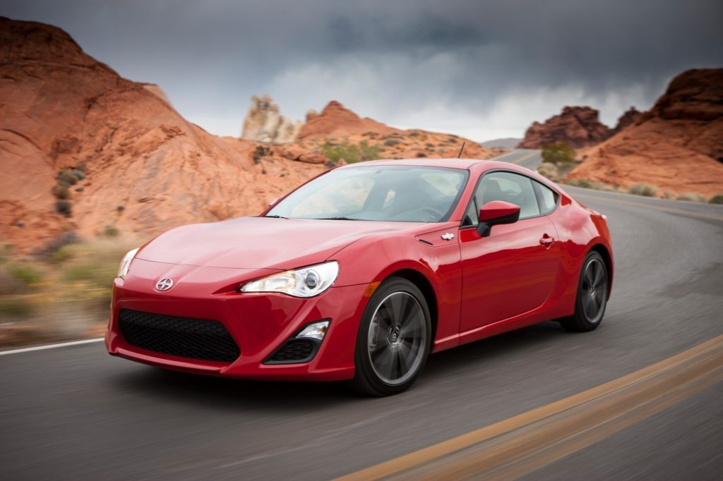 88 The 2020 Scion FR S First Drive