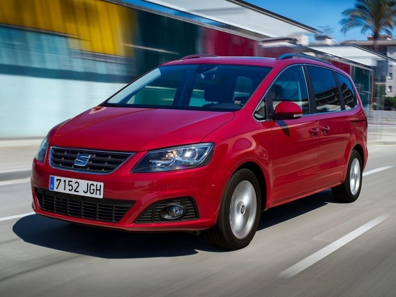 88 The 2020 Seat Alhambra Reviews