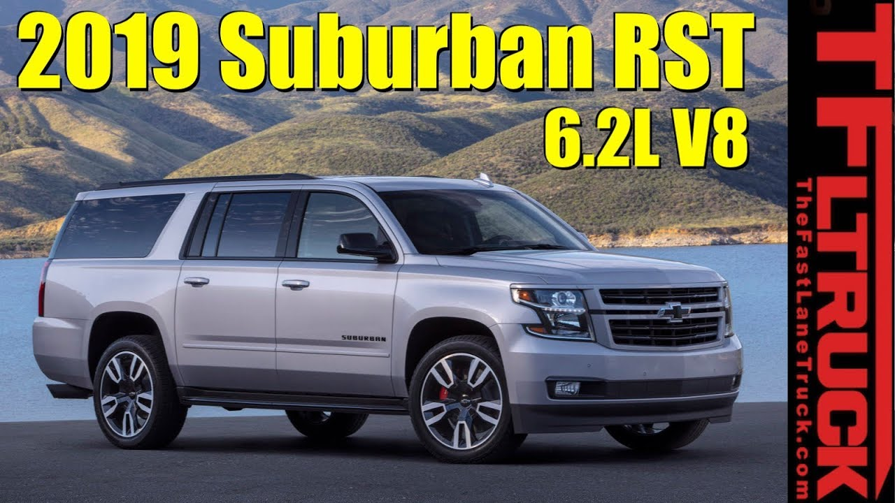 88 The Best 2019 Chevy Suburban Z71 Reviews