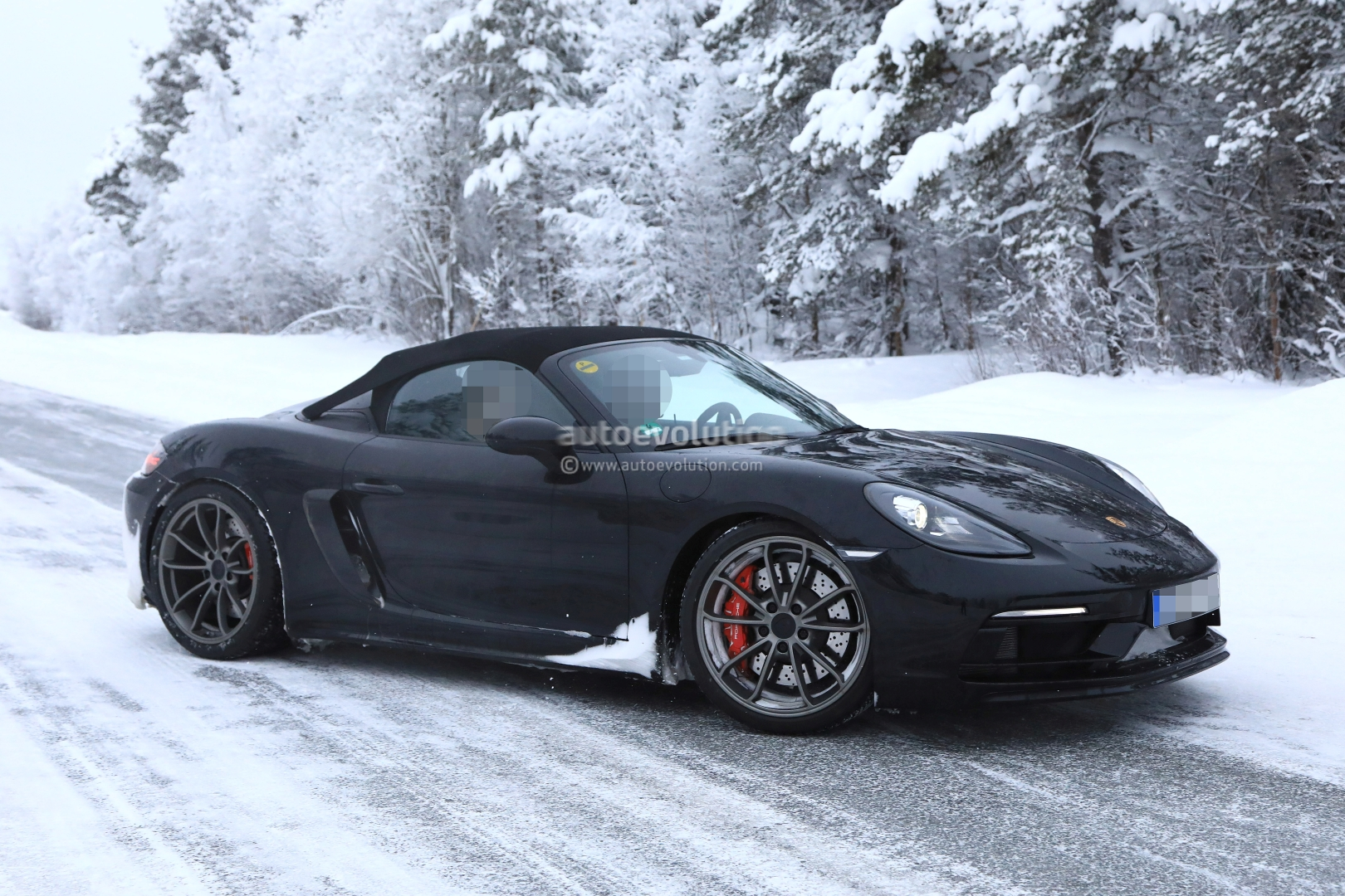88 The Best 2019 Porsche 718 Redesign