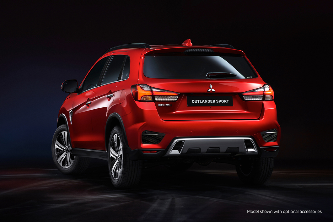 88 The Best 2020 All Mitsubishi Outlander Sport Engine