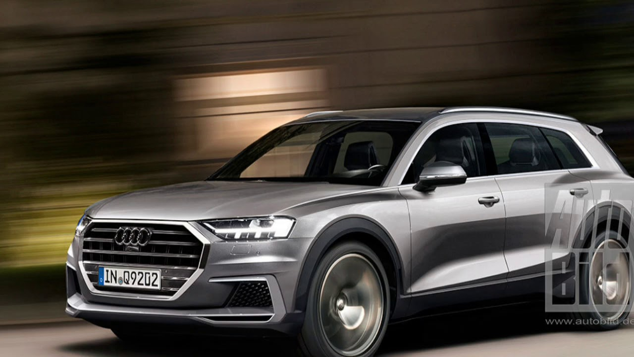 88 The Best 2020 Audi Q9 Configurations