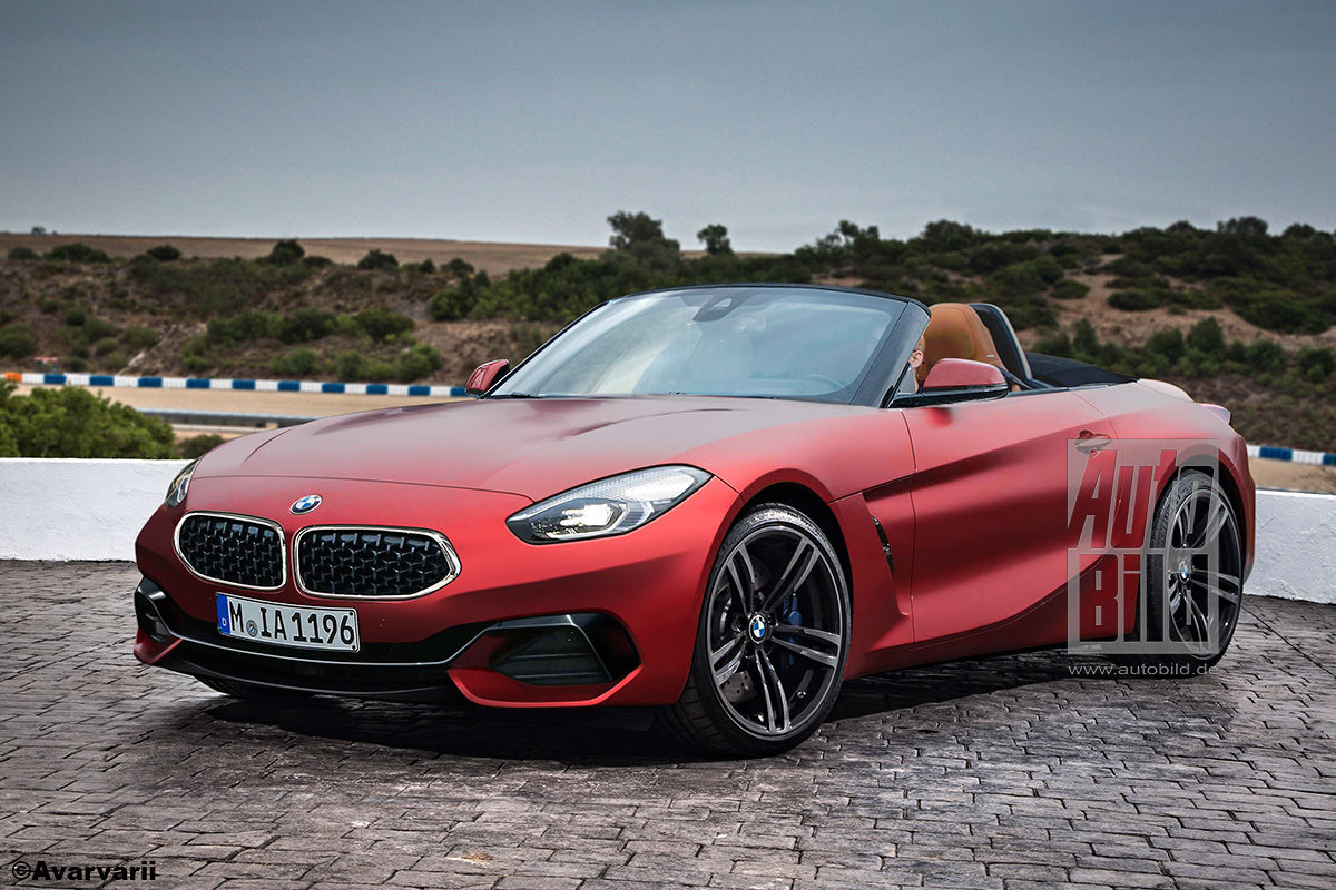 88 The Best 2020 BMW Z4 Spesification
