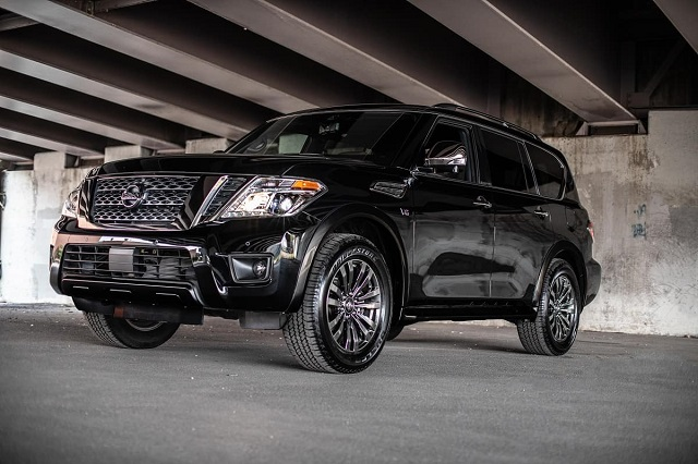 88 The Best 2020 Nissan Armada Pictures
