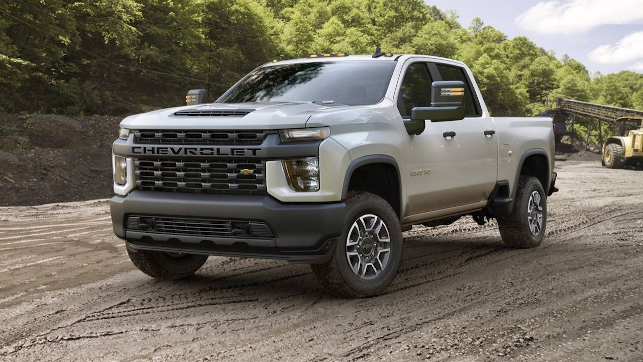 88 The Best 2020 Silverado Hd Research New