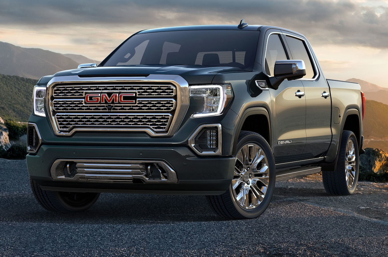 89 A 2019 GMC Sierra Hd Research New