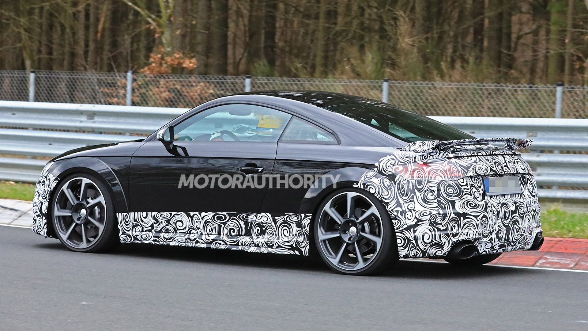 89 A 2020 Audi Tt Rs Spesification