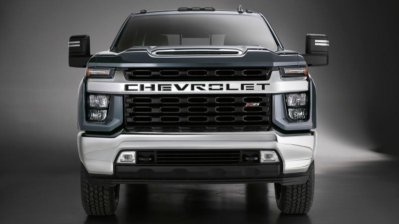 89 A 2020 Chevrolet Silverado Research New