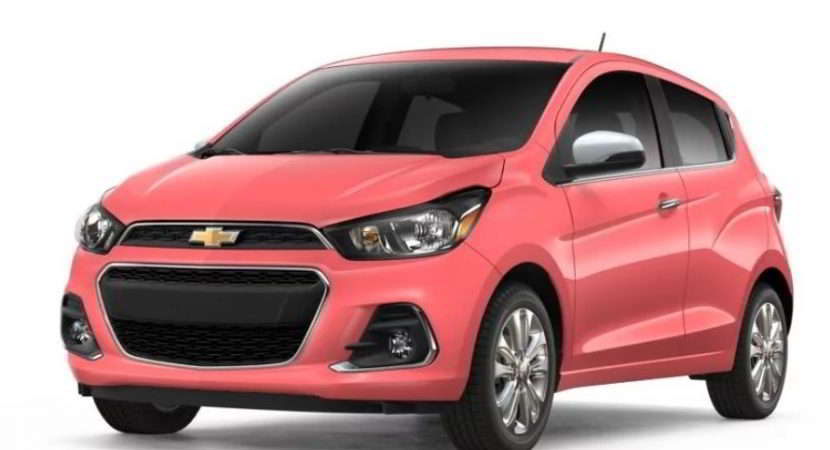 89 A 2020 Chevrolet Spark Prices
