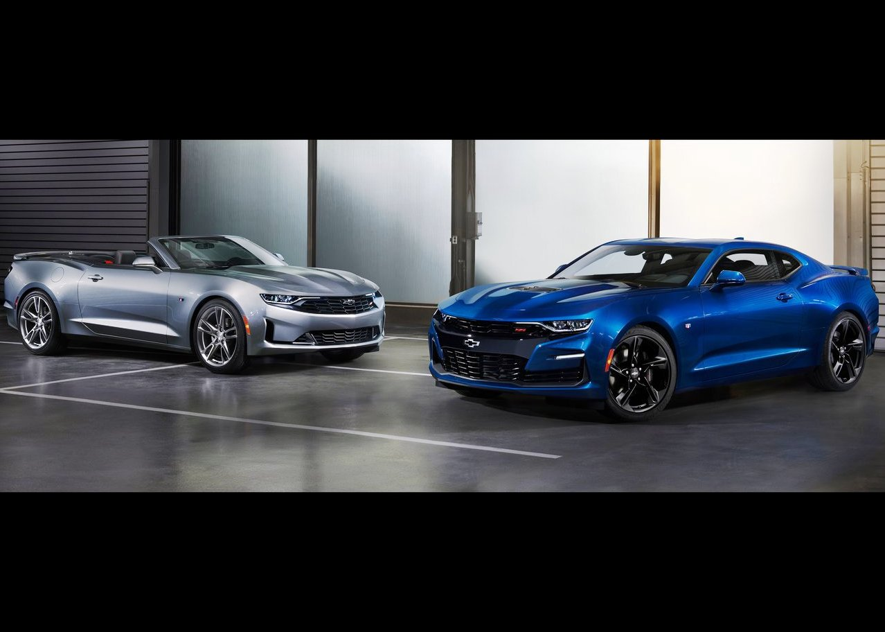 89 A 2020 Chevy Camaro Competition Arrival Price Design and Review