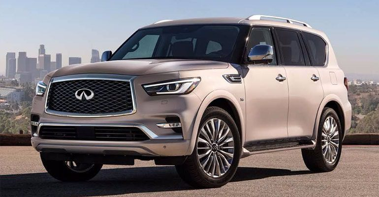 89 A 2020 Infiniti Qx80 Suv Pictures