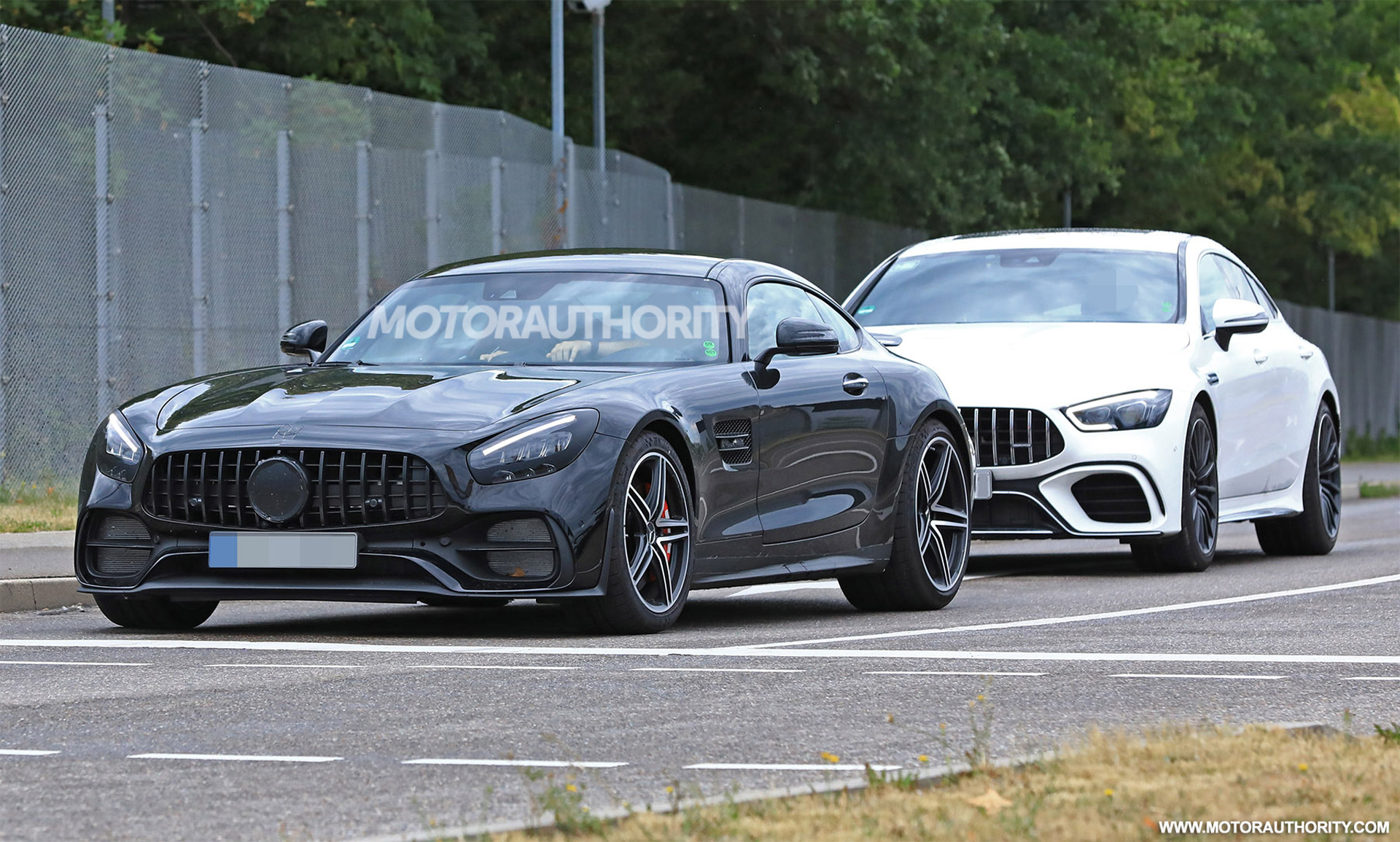 89 A 2020 Mercedes AMG GT Price