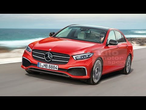 89 A 2020 Mercedes C class Spy Shoot