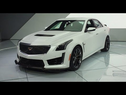 89 All New 2019 Cadillac Cts V Style