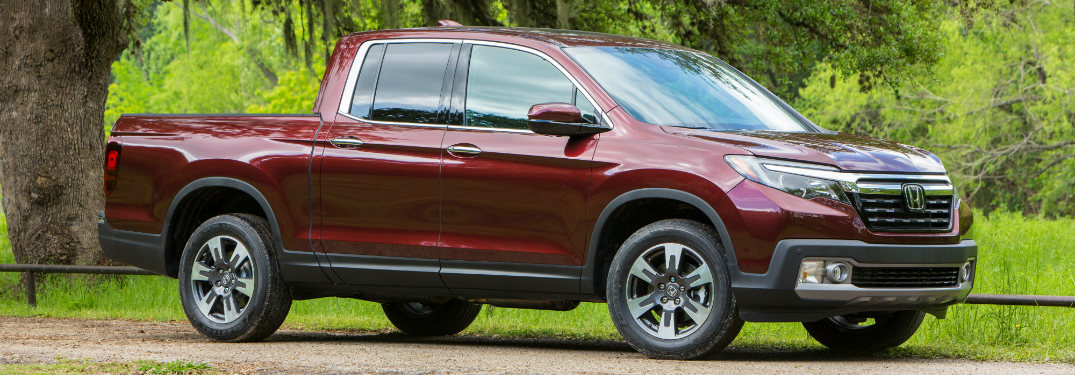 89 All New 2019 Honda Ridgeline Pickup Truck Redesign and Concept