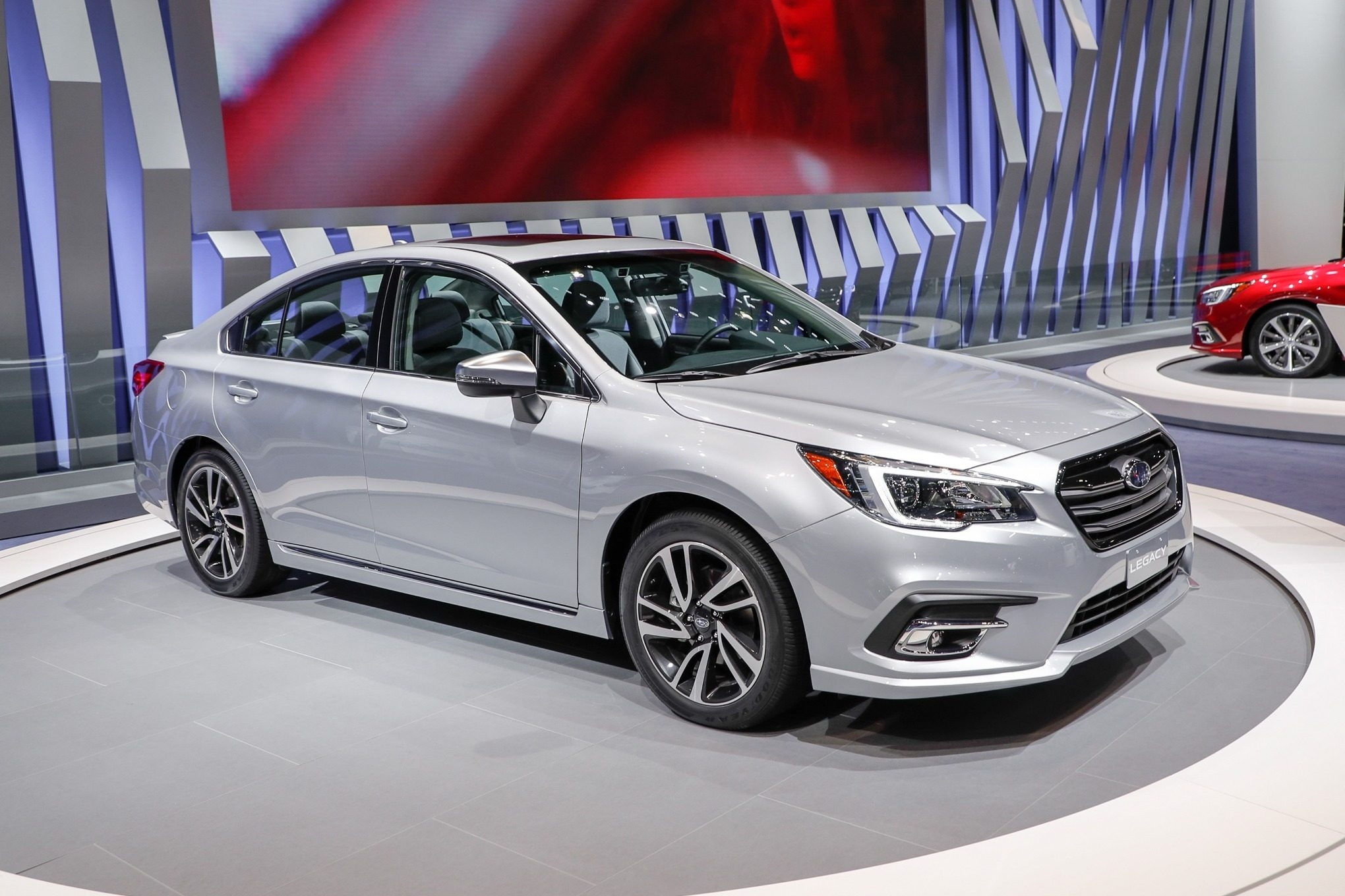 89 All New 2019 Subaru Legacy Turbo Gt New Review