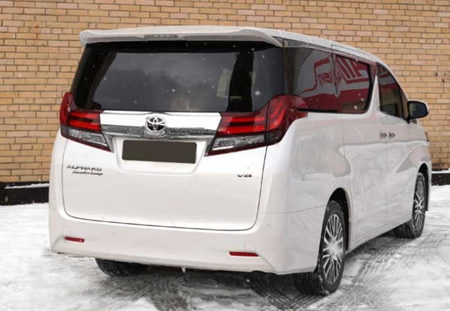 89 All New 2019 Toyota Alphard Price