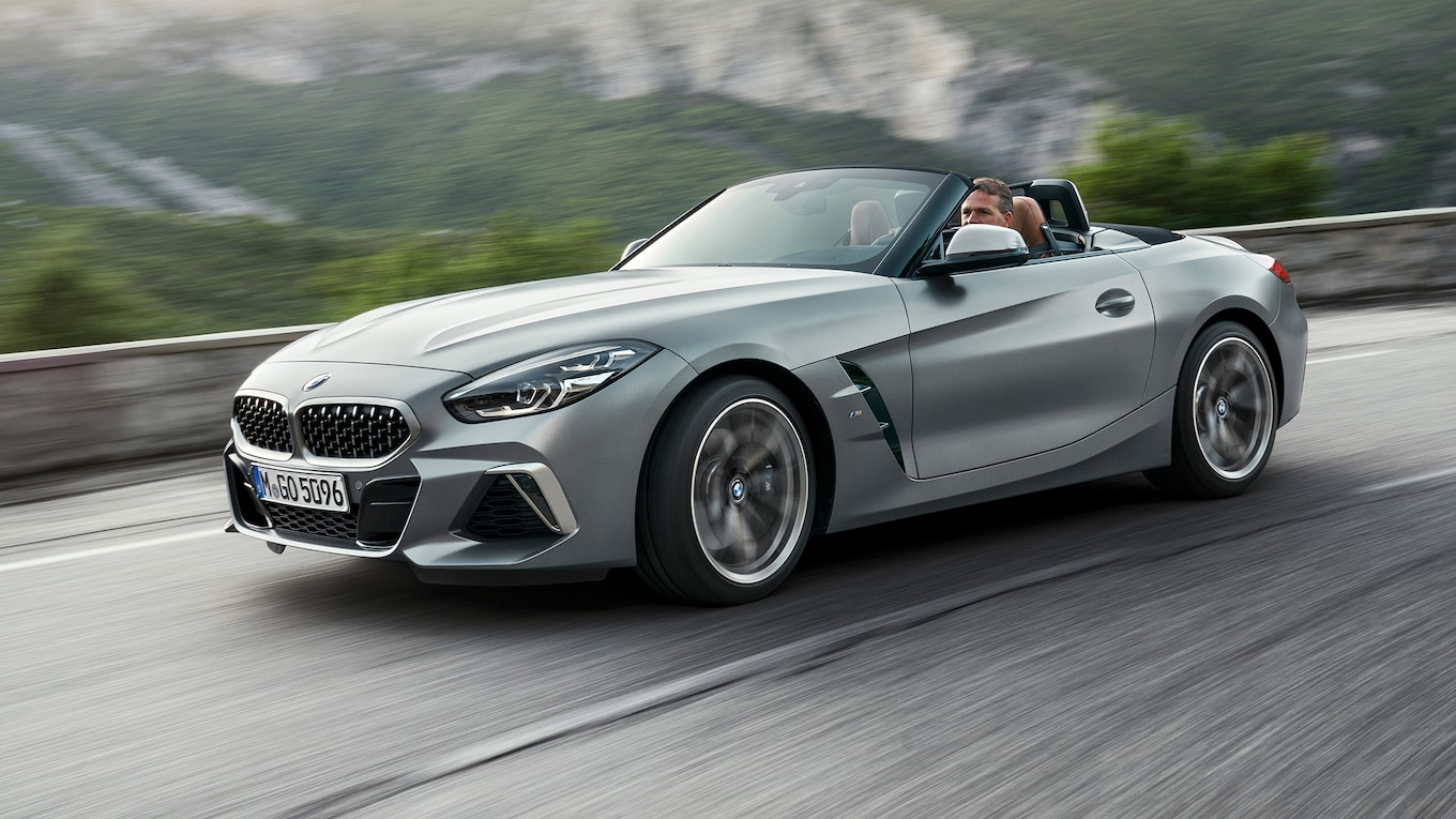 89 All New 2020 BMW Z4 Review and Release date