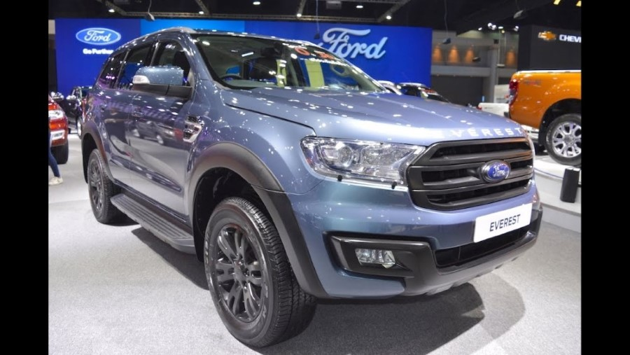 89 All New 2020 Ford Everest Specs