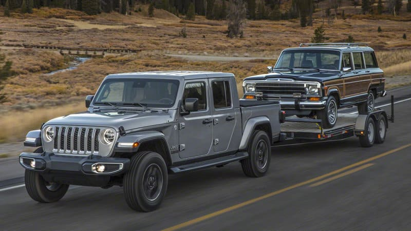 89 All New 2020 Jeep Wagoneer Specs