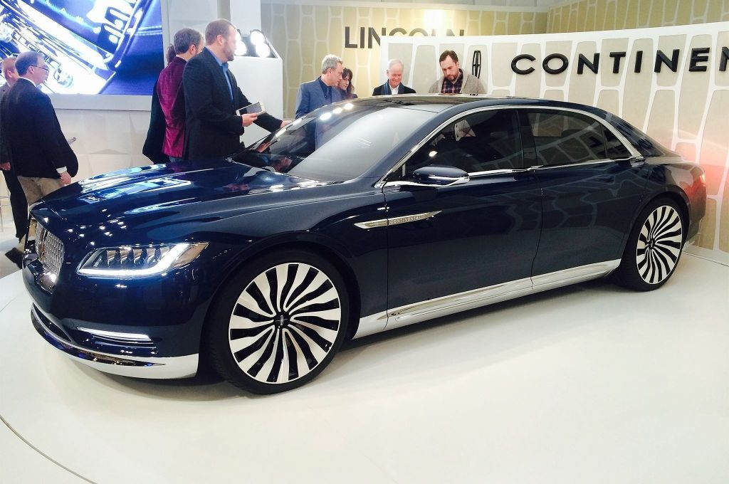89 All New 2020 Lincoln Town Photos