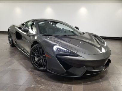 89 All New 2020 McLaren 570S Coupe Model
