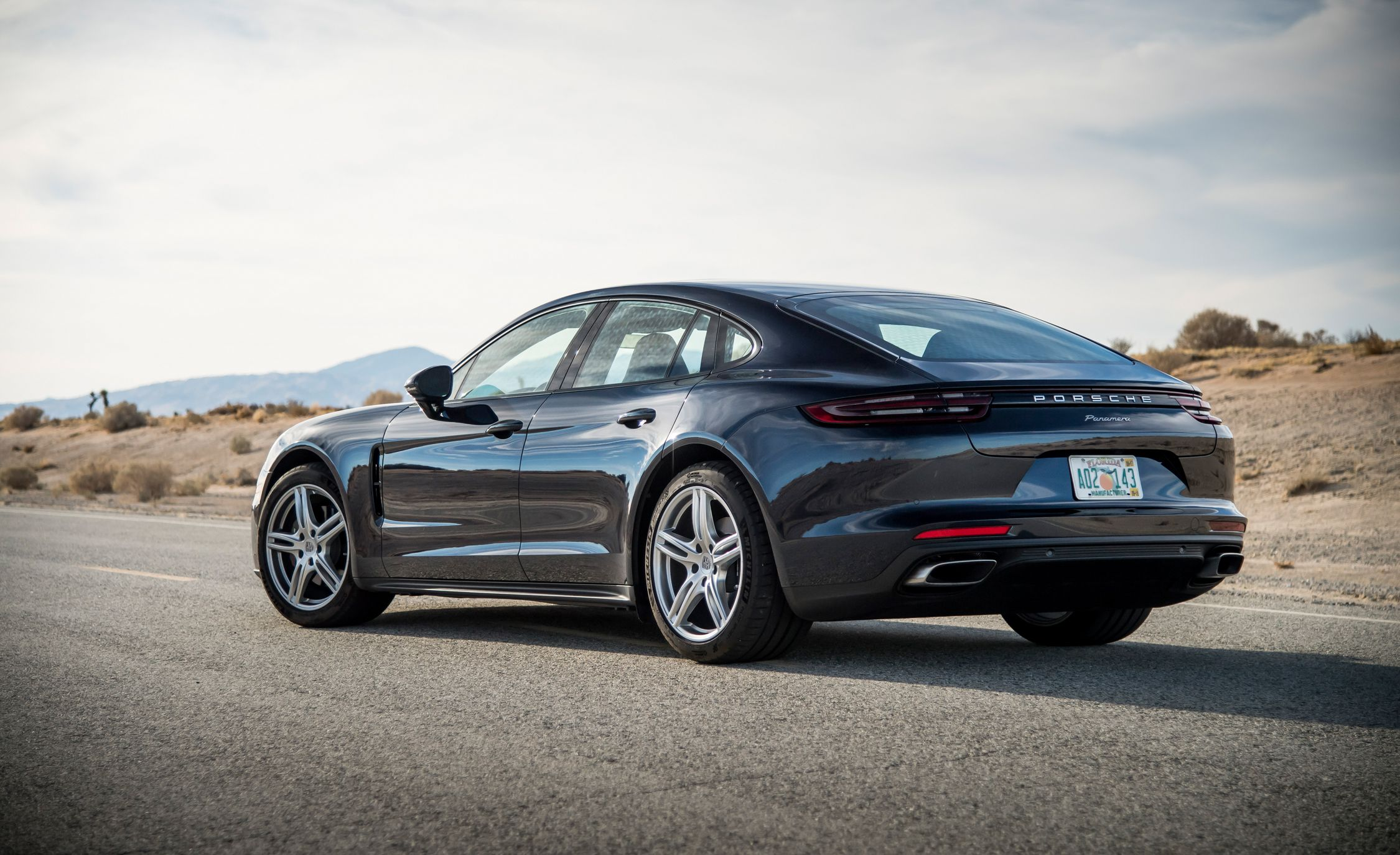 89 All New 2020 The Porsche Panamera Configurations