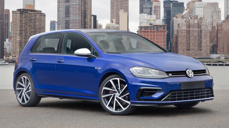 89 All New 2020 VW Golf R USA Research New