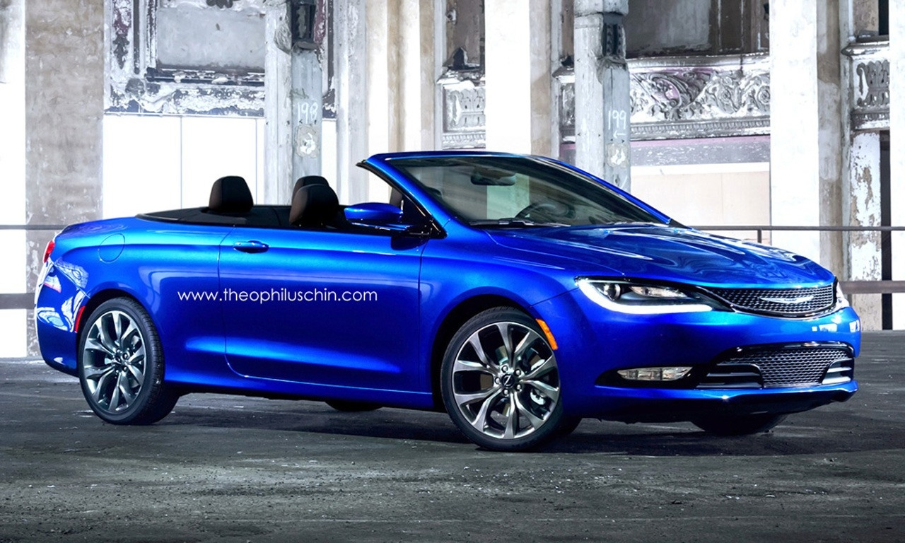 89 New 2019 Chrysler 200 Convertible Photos