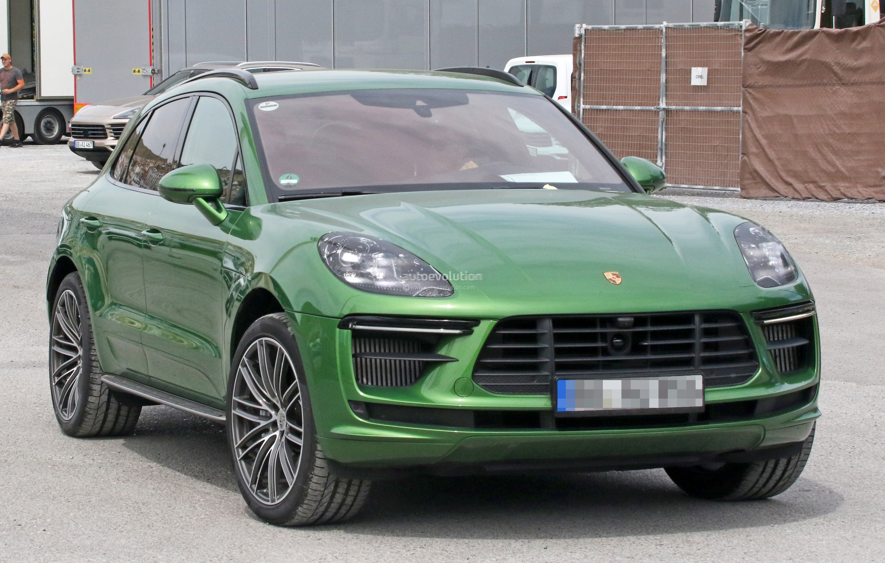 89 New 2019 Porsche Macan Turbo Spesification