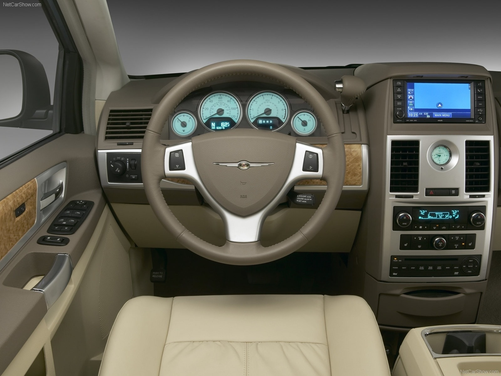 89 New 2020 Chrysler Town Country Awd Picture