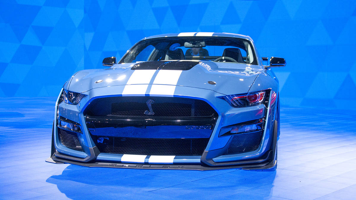 89 New 2020 Ford Mustang Gt500 Price