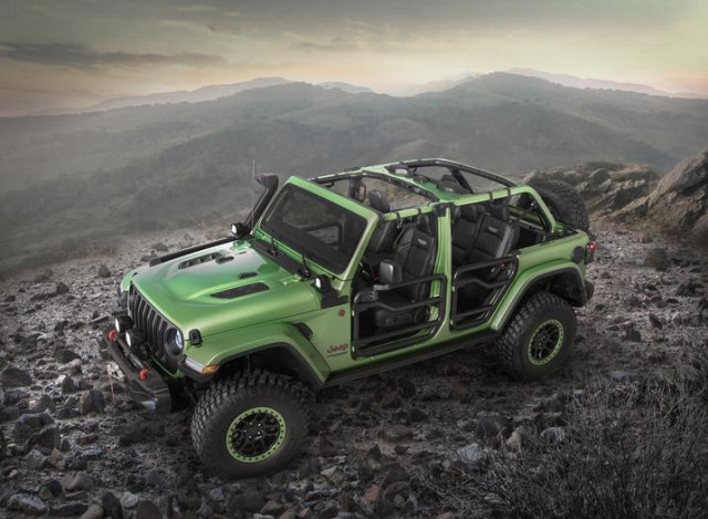 89 New 2020 Jeep Wrangler First Drive