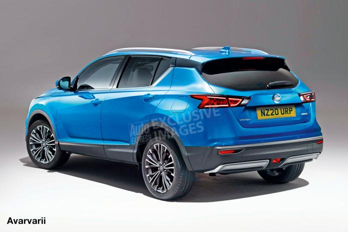 89 New 2020 Nissan Qashqai Price Design and Review