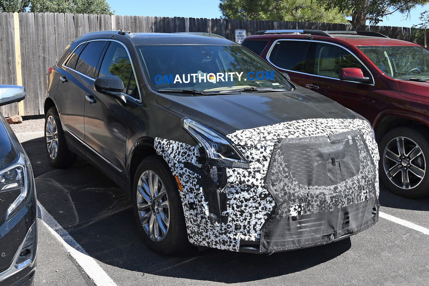 89 New 2020 Spy Shots Cadillac Xt5 New Review