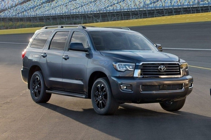 89 New 2020 Toyota Sequoia Model